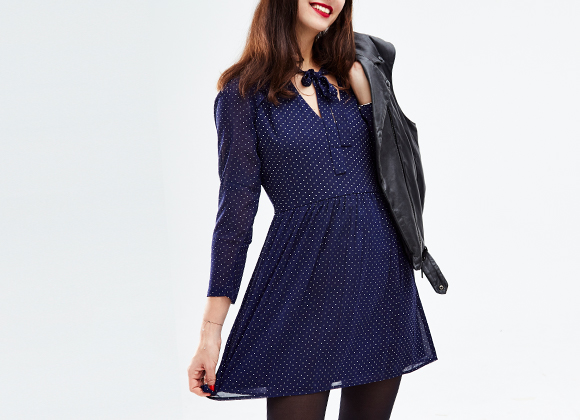 Robe #collectionIRL rock and cute sur Showroomprivé.