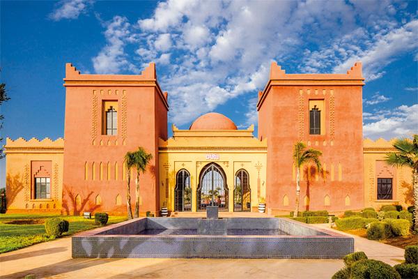 Jeu-concours Showroomprivé : Marrakech