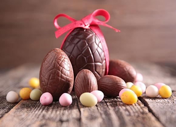Vente privée de chocolats et confiseries pour préparer Pâques sur Showroomprivé.