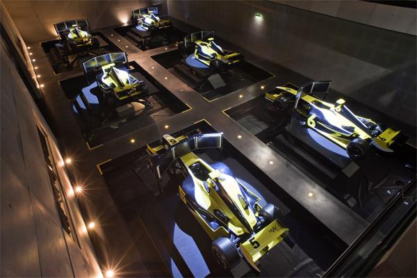 Vente I-Way : simulateur auto