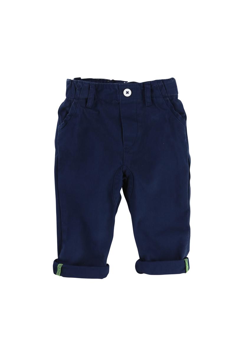 Vente privée Billybandit : pantalon bleu nuit