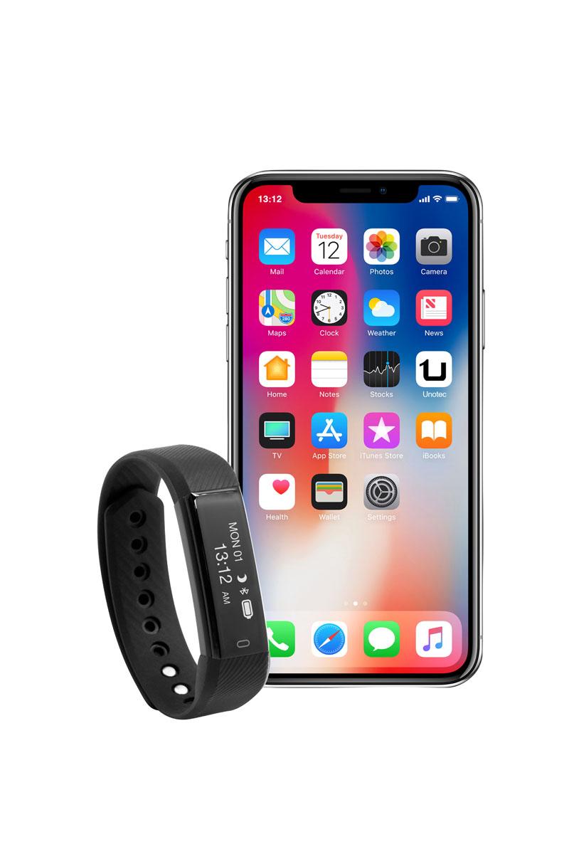 Vente privée Unotec : la montre connectée