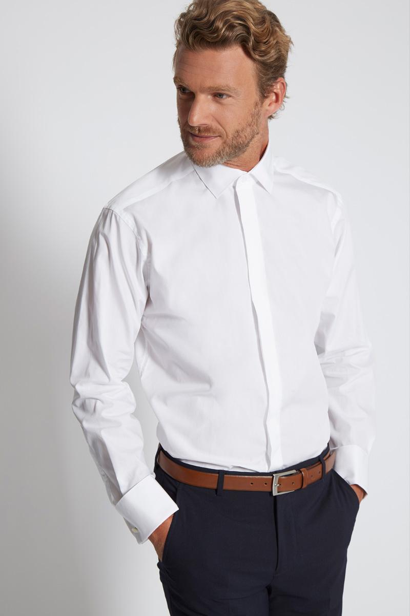 Wedding Week : la chemise blanche Arrow