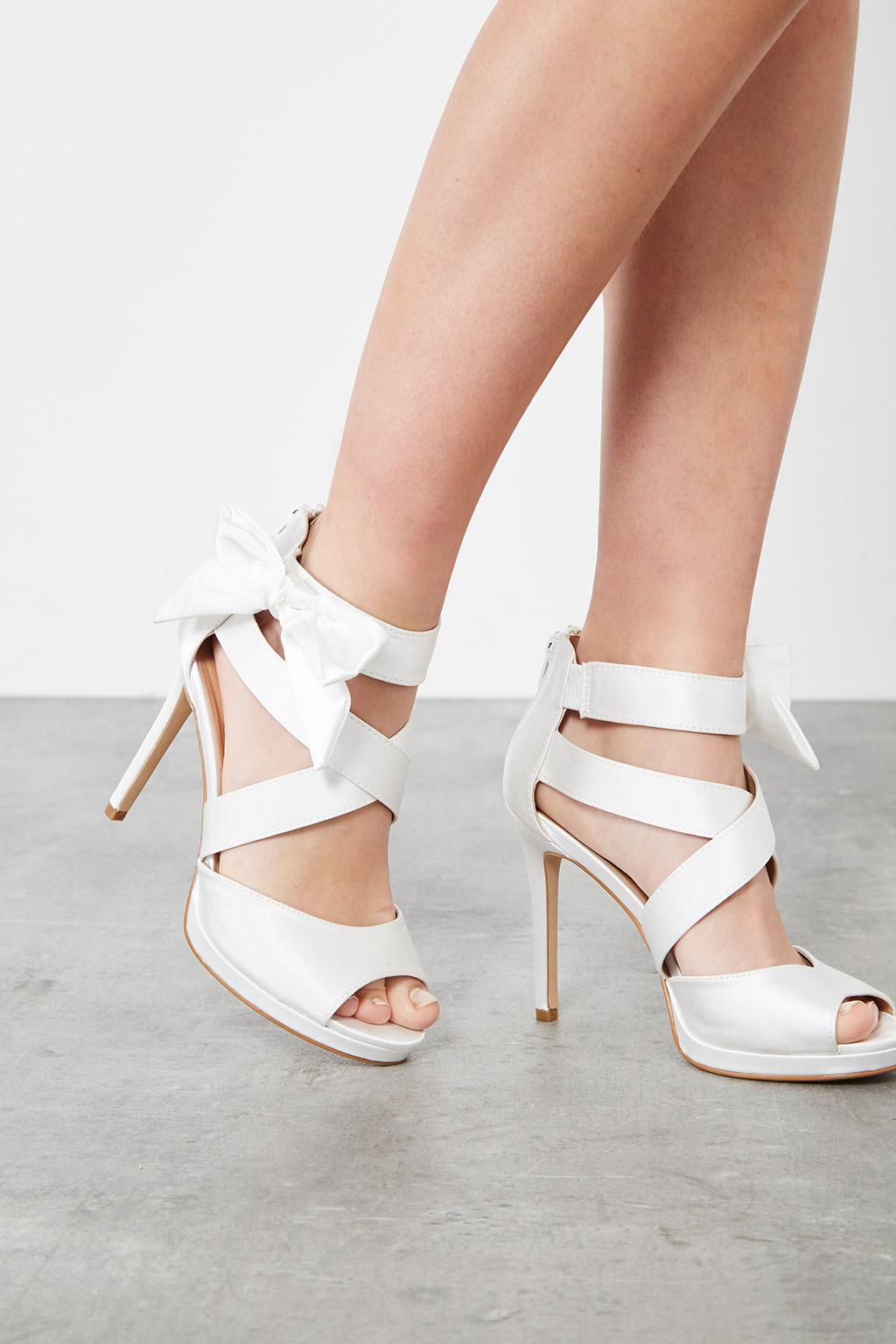 Wedding Week : les sandales à talons #collectionIRL