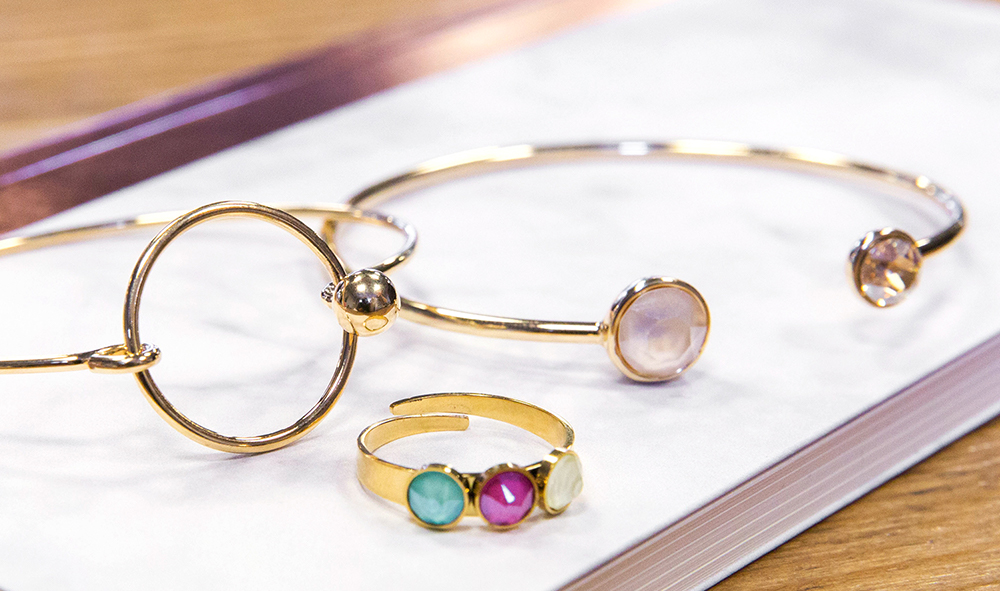#collectionIRL : focus bijoux Swarovski®
