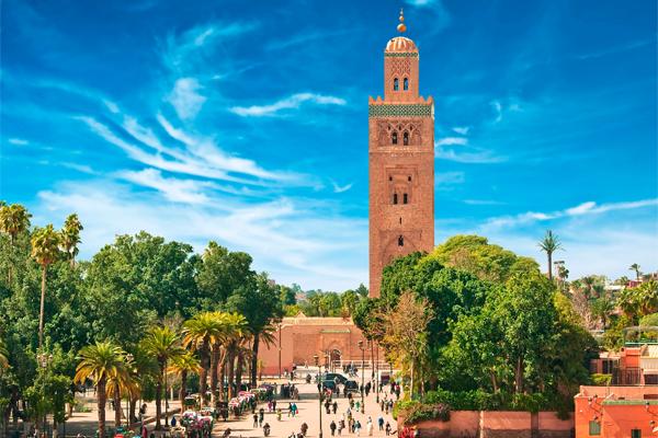 Vente privée Marrakech : hôtel blue sea