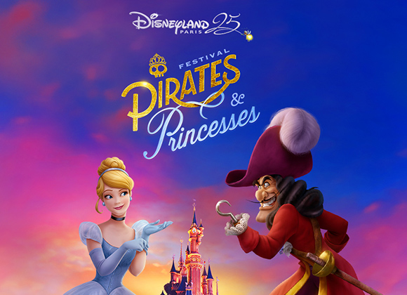 Vente privée Disneyland : Pirates & Princesses
