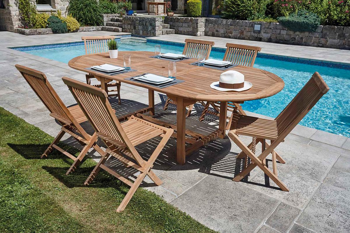 Ventes privées pour réaliser une Garden Party : mobilier de jardin, décorations et entretien sur Showroomprivé.