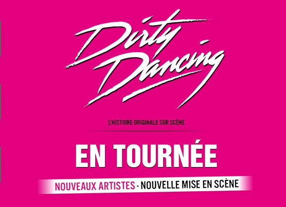 Vente privée Dirty Dancing : la tournée française