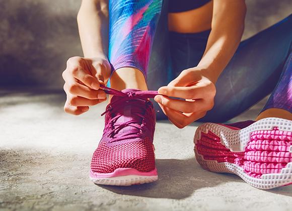 Semaine de la forme : faire du sport pour être plus heureuse