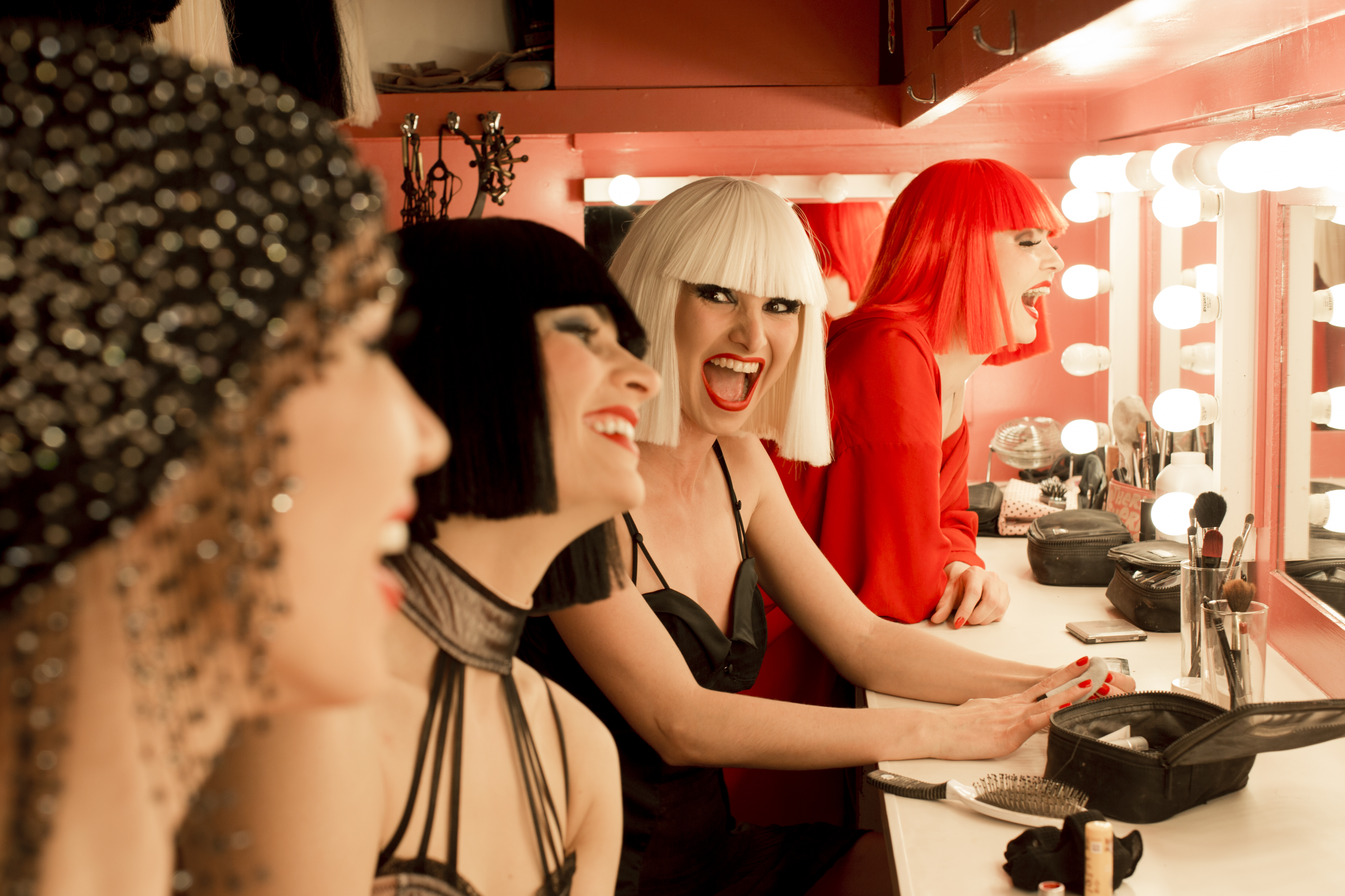 Backstages Crazy Horse