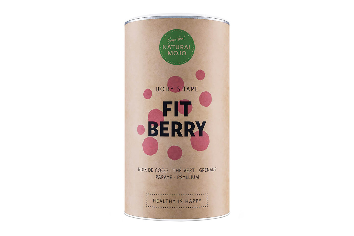 Fit Berry Natural Mojo