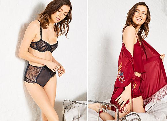 Vente privée de lingerie pour femme Darjeeling sur Showroomprivé.