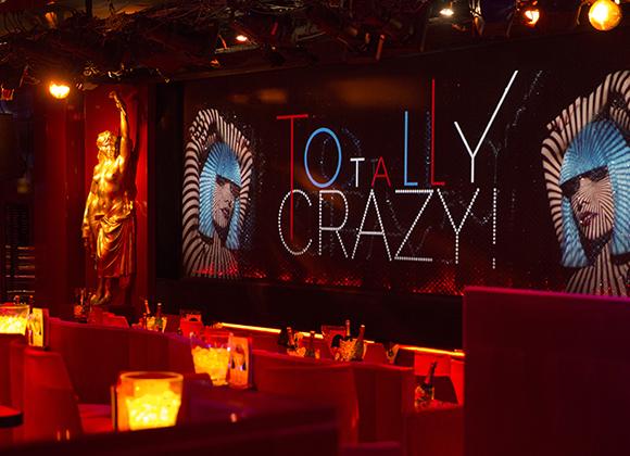 Backstages Crazy Horse