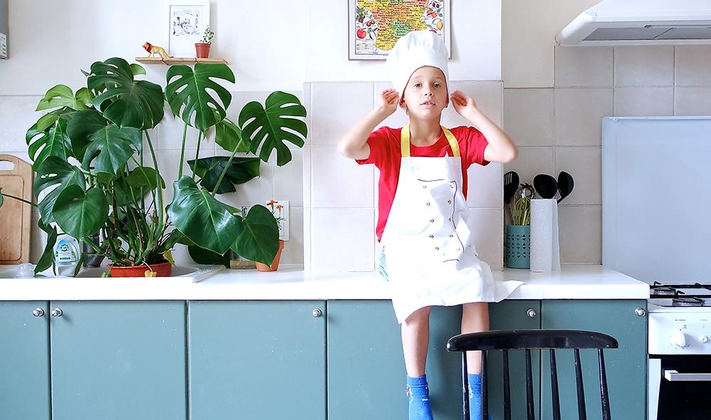 Kids Only juin : des petits sablés pour la Fête des Pères
