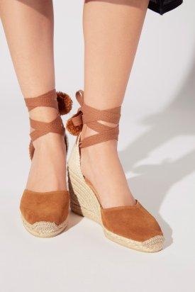 Vente privée de chaussures d'été pour femmes et hommes Castañer sur Showroomprivé.