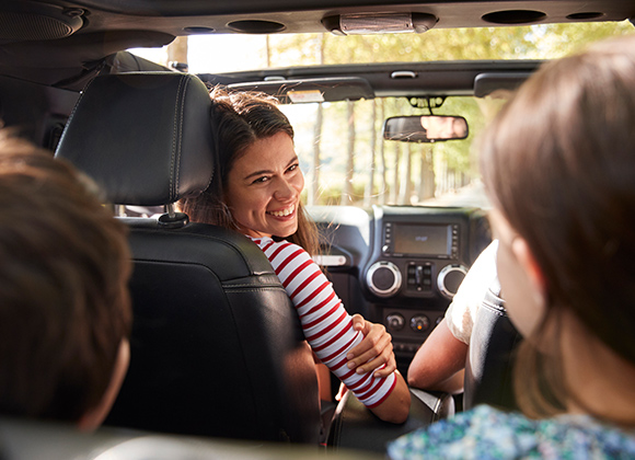 Trajet en voiture : comment occuper vos enfants ?