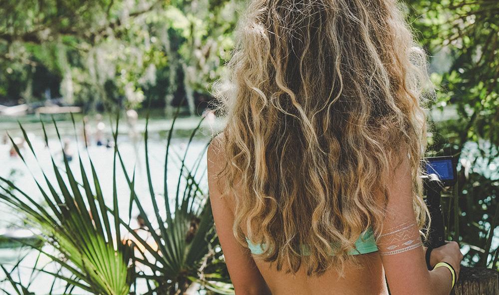 5 astuces pour avoir de beaux cheveux en été