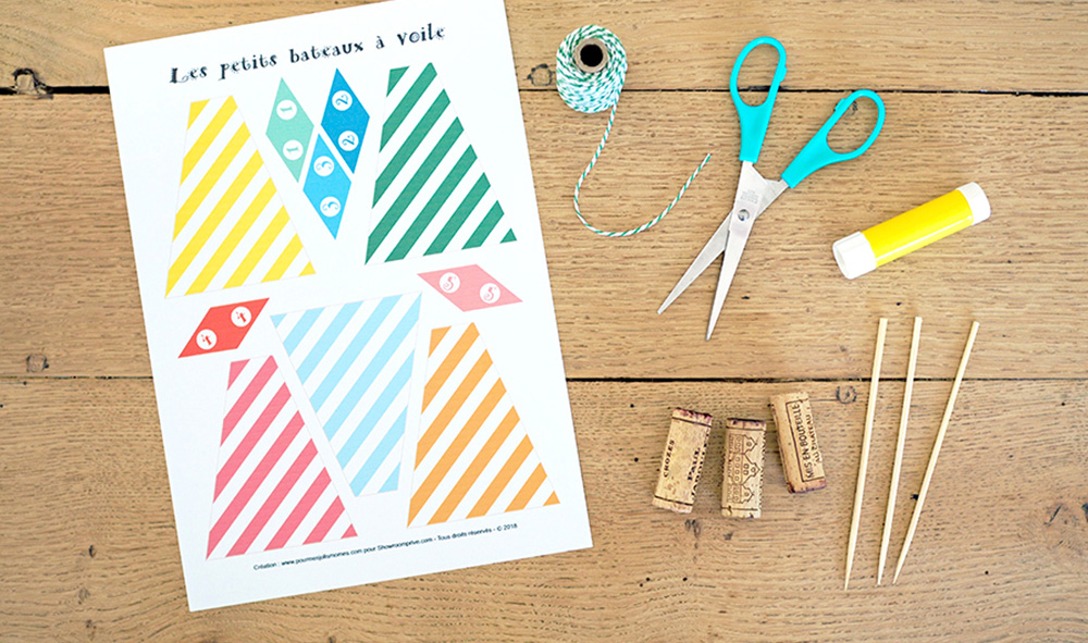 Do It Yourself : les petits voiliers