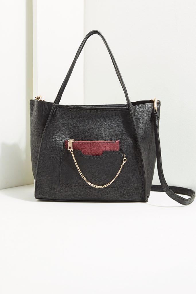 #collectionIRL sac effet cuir