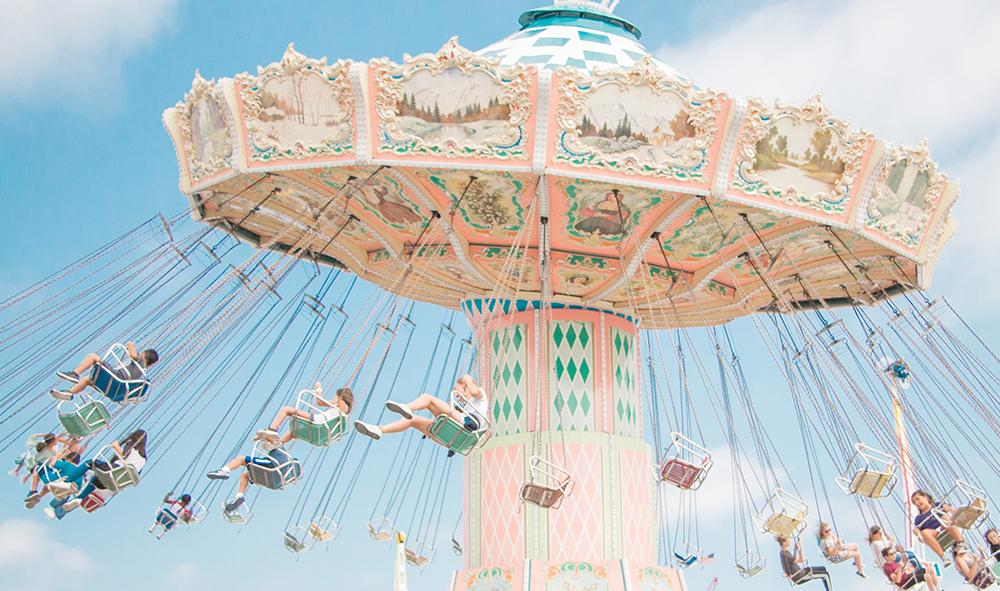 Vacances de la Toussaint : offrez-leur un séjour dans un parc d'attractions