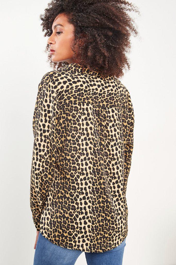 collectionIRL chemise léopard