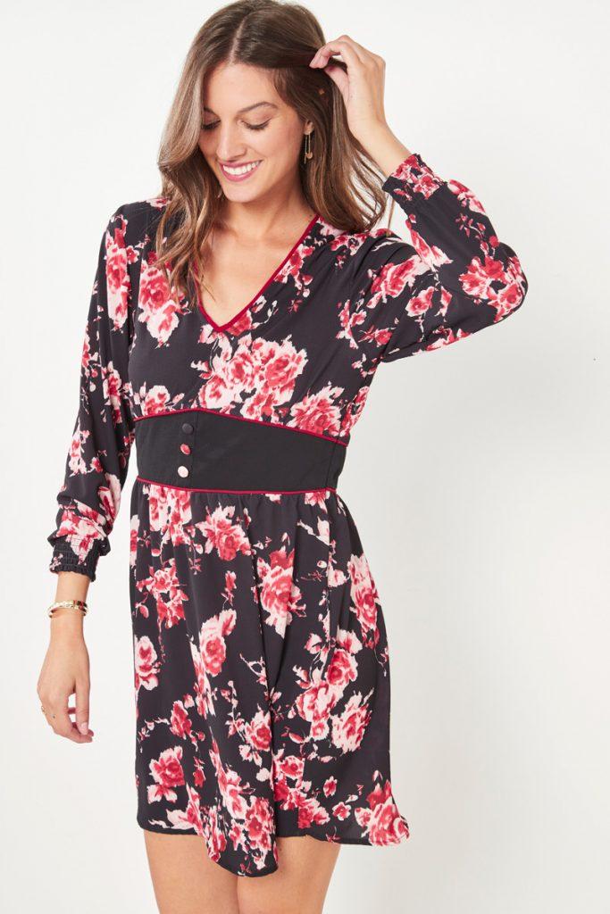 collectionIRL robe fleurie