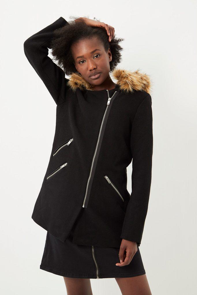 jennyfer manteau en laine