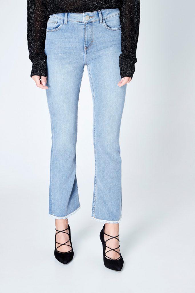 Maje jean droit