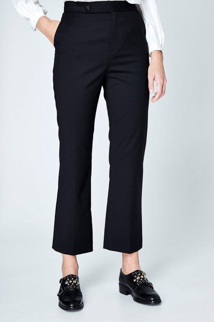 maje pantalon droit