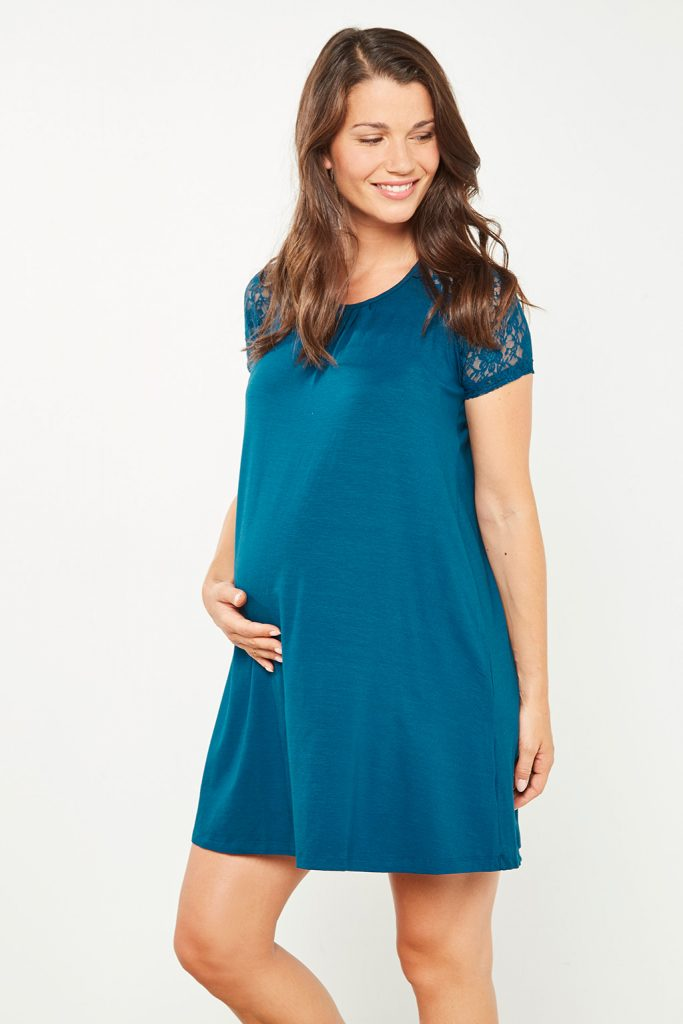 maternityIRL robe maternité ample