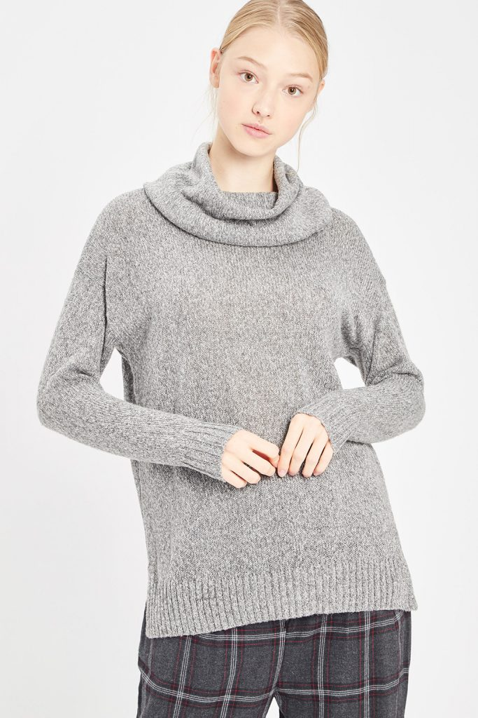 Oysho pull gris
