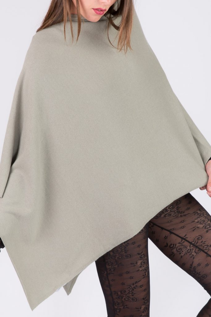 Just Cashmere poncho