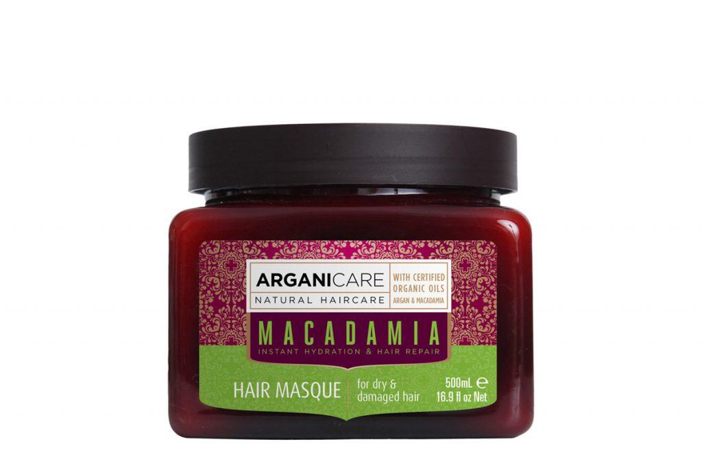 Argani care masque réparateur macadamia