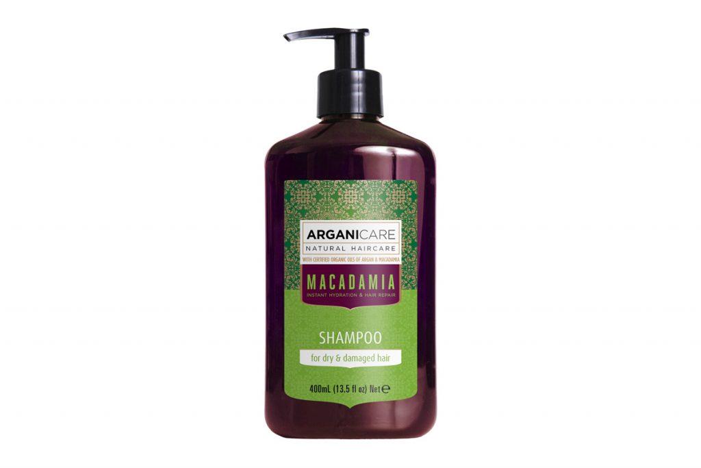 Argani care shampoing réparateur macadamia