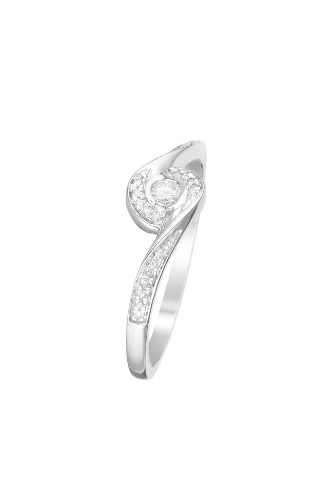 Artisan Joaillier solitaire Kylie