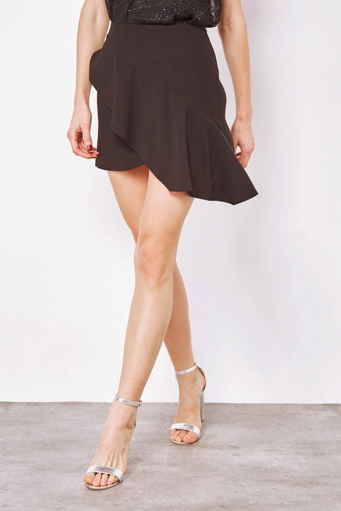 collectionIRL jupe volantée