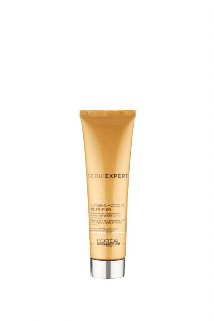 L'Oréal crème brushing nutritive