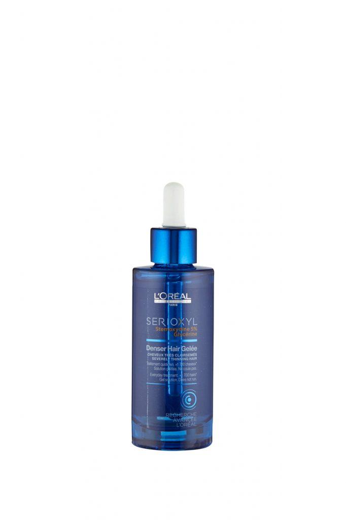 L'Oréal gelée denser hair