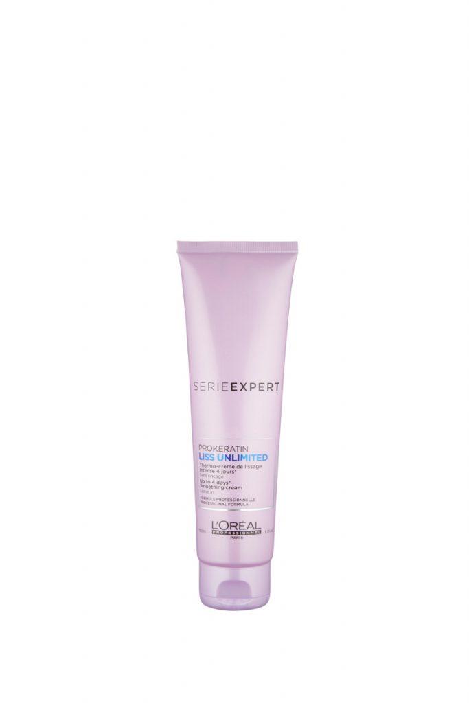 L'Oréal thermo crème lissage intense