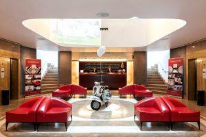 Voyage Rome hotel Ripa Roma