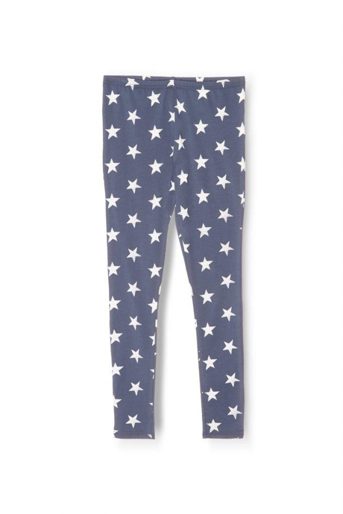 Billabong leggings motifs étoiles