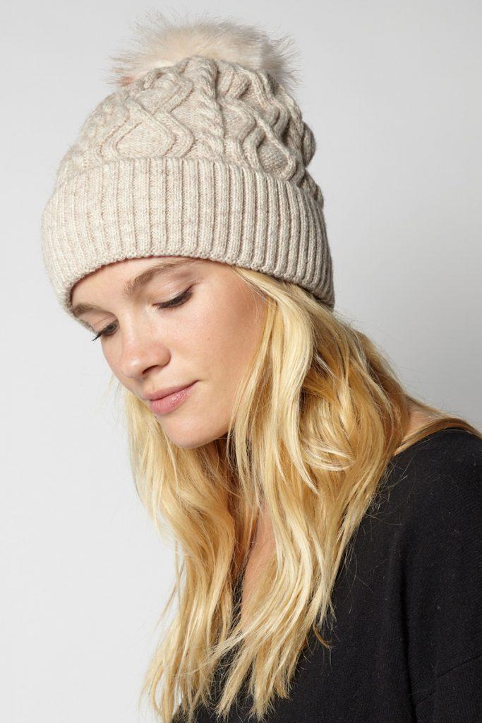 Catarzi bonnet en laine