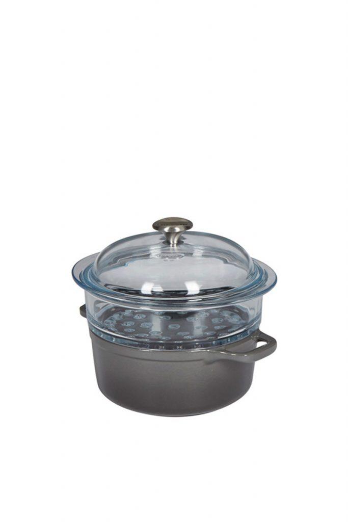 Chasseur cuit vapeur
