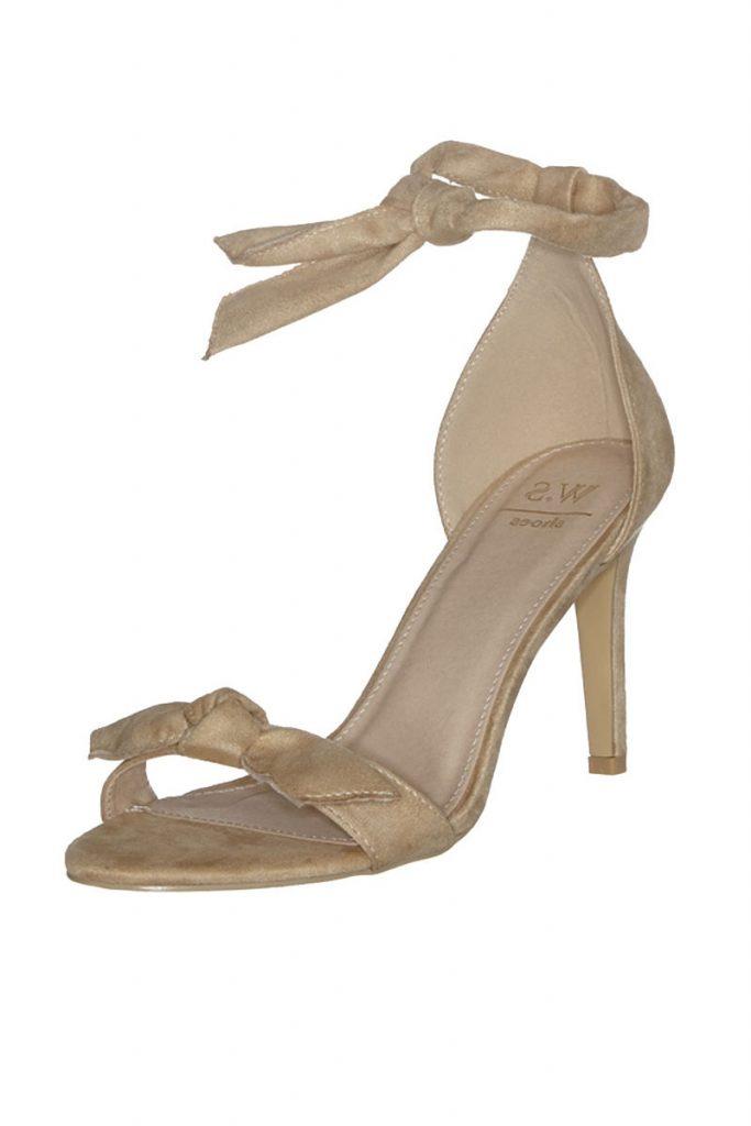 Chaussures casual sandales à talons