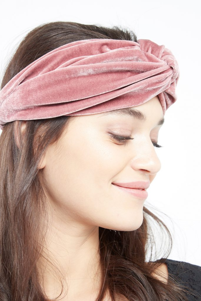 collectionIRL headband en velours