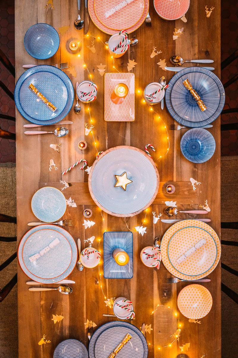 Sélection mets et décoration pour Noel sur Showroomprivé.