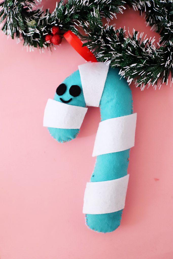 Tuto décoration pour sapin de Noel sur Showroomprivé.