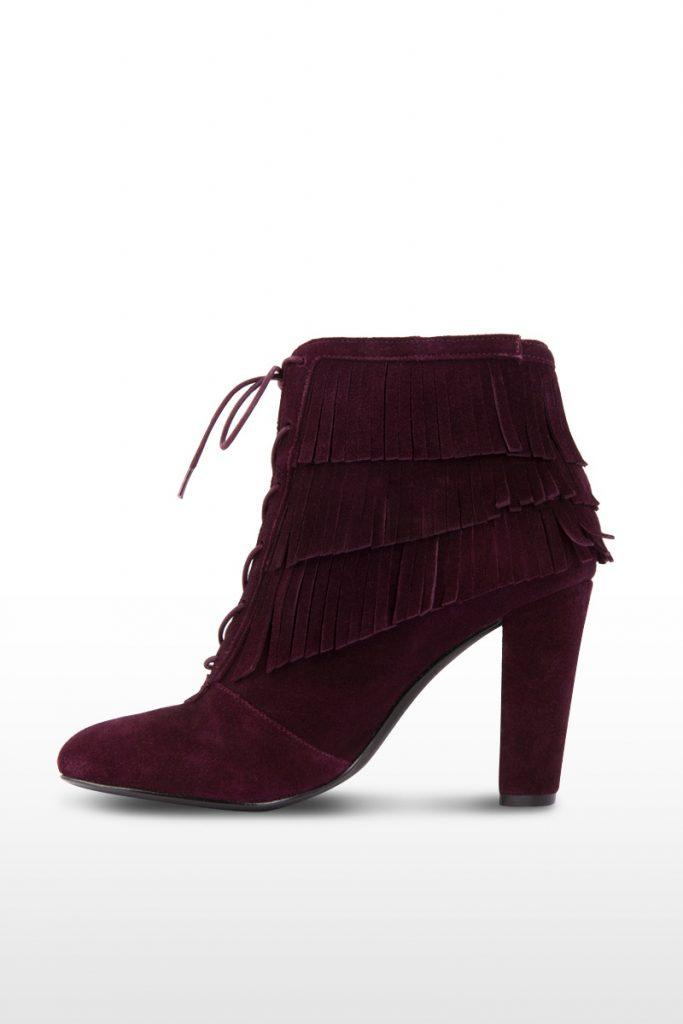 Oh my shoes bottines en nubuck