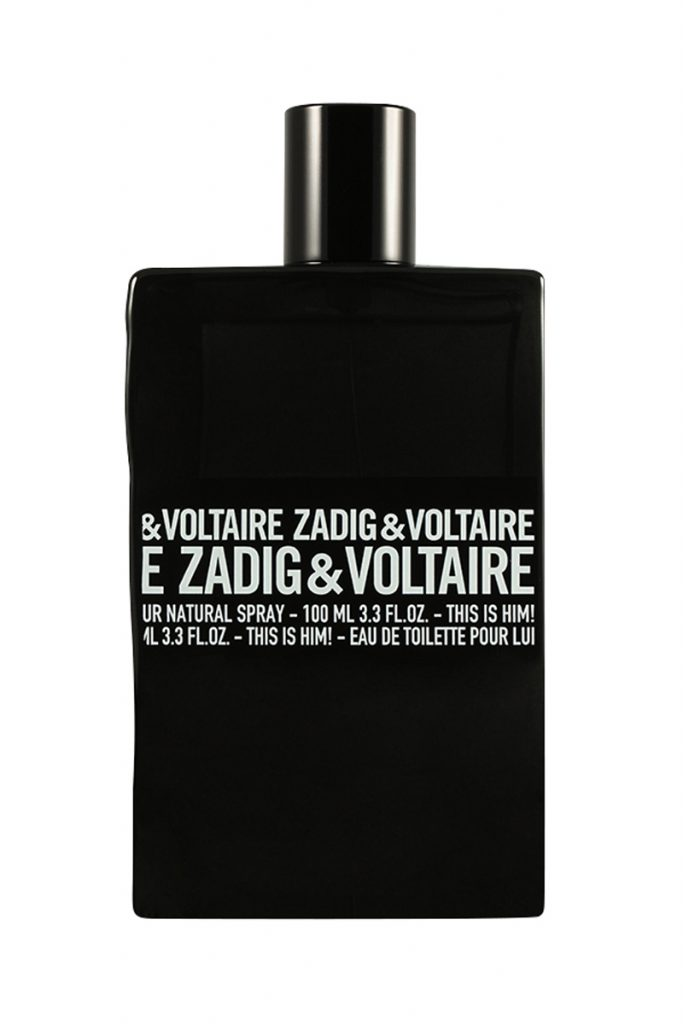 Zadig & Voltaire parfum this is him
